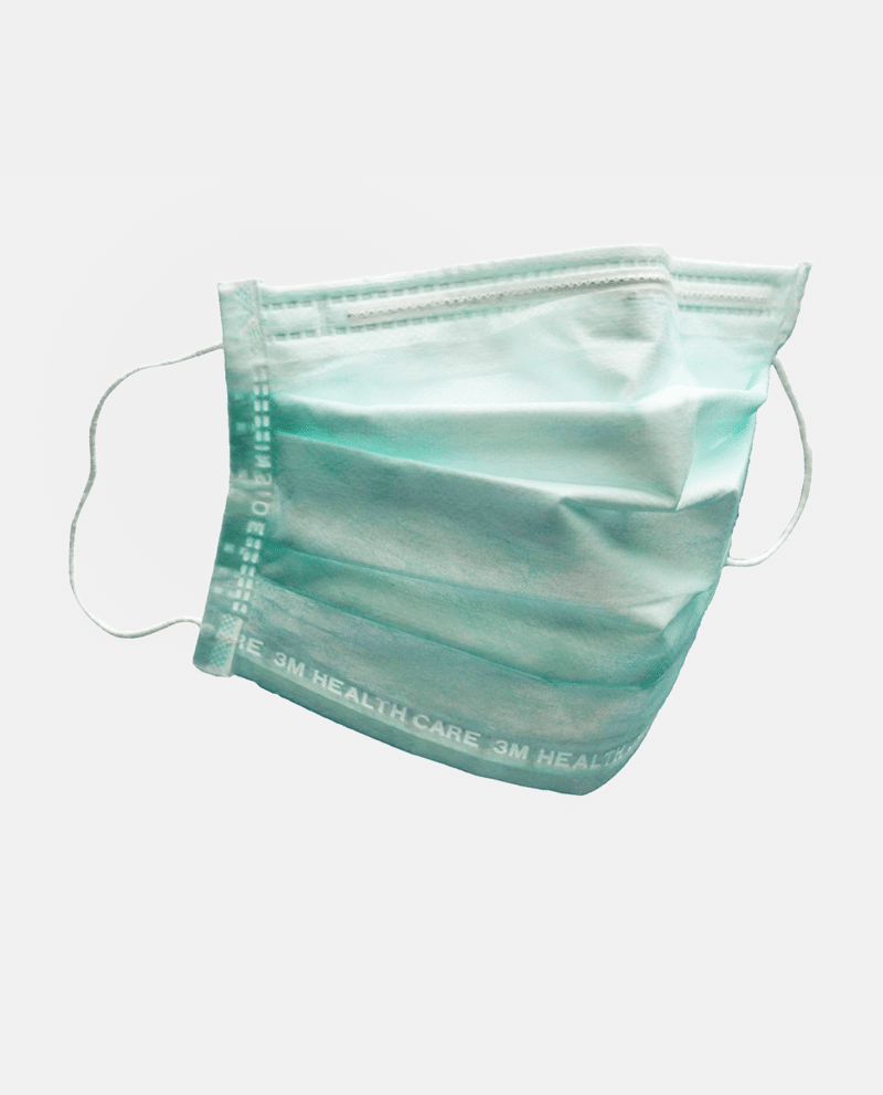 3m high fluid resistant procedure mask